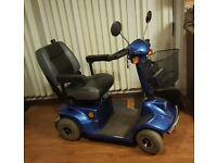 Mobility Scooter CTM HS580 4mph Good Cond £345