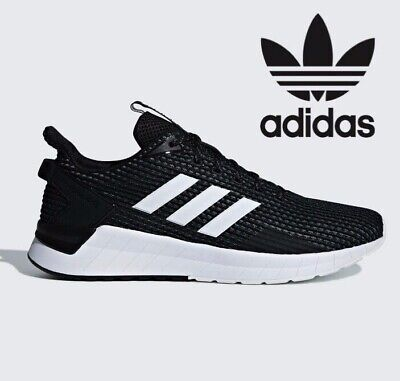 🔥 Authentic QUESTAR RIDE Running Shoes ® ( Men Size UK 11 EUR 46 ) Black White