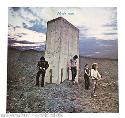 NEW & SEALED - THE WHO - WHO'S NEXT - 12