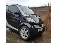 Smart Fortwo Passion 599cc Automatic
