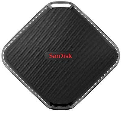 SanDisk Extreme 500 tragbare 250GB externe SSD Festplatte USB 3.0