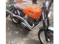 Kawasaki z400 Project Bike
