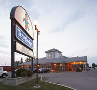 Travelodge Timmins - Front Desk Agent/Part Time Night Auditor