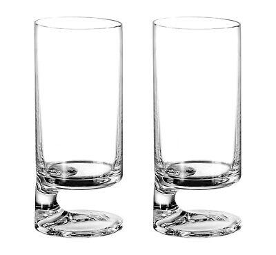 Smoke Joe Colombo Bibita Highball Glass (Twin Pack) 33cl