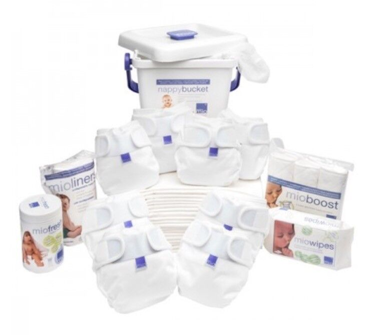Brand New! Bambino Miosoft Premium Two Piece Nappies