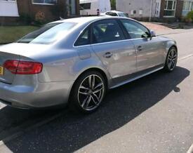 Audi A4 s line tremendous condition massive spec