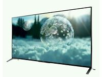 "SONY 60"" smart Android WiFi tv built-in HD freeview USM player"