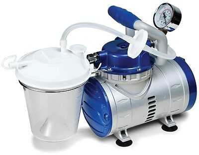 NEW Medical Lightweight Portable Suction Machine Home Health Care Aspirator (Portable Suction Machine)