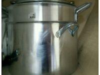 Large stock pots