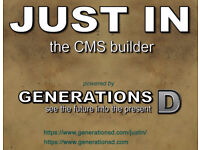 CMS BUILDER - create a CMS in 10 minutes