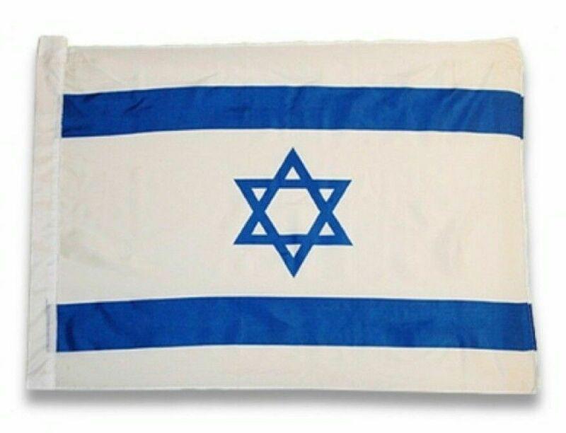 "Israel Flag 150*220 cm, 60""*88"" National Blue On White Star Of David Jewish Flag"