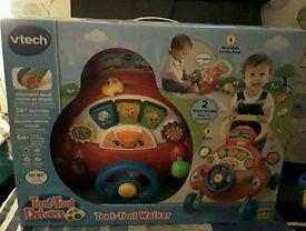 Vtech toot toot baby walker