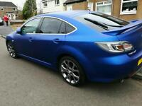Mazda 6 sport 2.2d may swap for bmw. W.h.y? Not Passat Mondeo insignia Audi