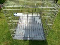 Small/medium Dog Crate