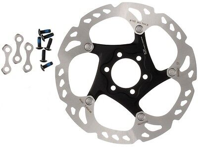 "NEW Shimano XT SM-RT86S2 IceTech 160mm/6"" 6 Bolt MTB Bike Disc Brake (1) Rotor"