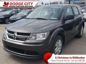 2017 Dodge Journey Canada Value Package | Cruise, A/C
