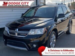 2014 Dodge Journey R/T AWD | Nav, BTooth, Bup Cam, Leather