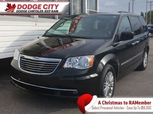 2016 Chrysler Town & Country Touring-L | Bup Cam, TriTemp, Htd.L