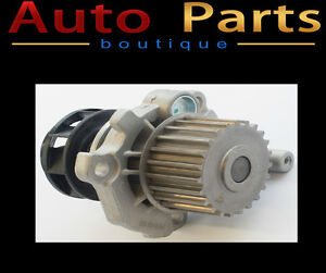 VW AUDI GOLF JETTA PASSAT A4 1.8L 2L 1998-2006 WATER PUMP NEW 06