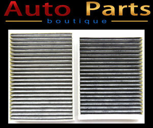 BMW E39 1995-2003 OEM ACTIVATED CABIN AIR FILTER SET 64312207985