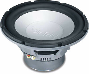 "Infinity Kappa Perfect 12.1 12"" 4-oh sub woofer"