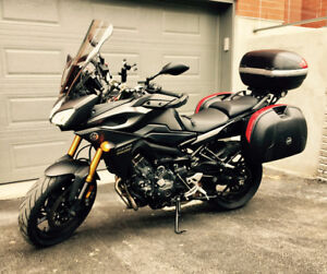 Yamaha FJ-09 2015 fully equipped ! In perfect condition