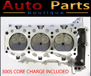 Porsche 911 Rebuilt 3.8L Engine head Cylinders 4-6 9A11041128R