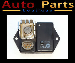 PLYMOUTH DODGE 78-90 OEM ELECTRONIC IGNITION MODULE 5206390