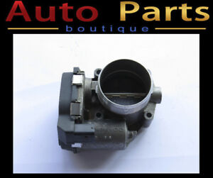 BMW 550i M6 08-16 OEM Fuel Injection Throttle Body 13547555944