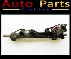Mercedes CL500 S600 00-06 OEM Steering Rack & Pinion 2204610601