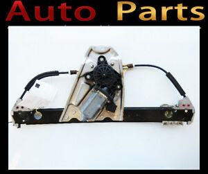 Mercedes S430 00-06 RR Window Regulator W/MOTOR 2207300446
