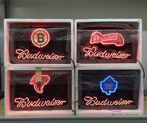 Budweiser - SportsTeam Neon Light Regina Regina Area image 1