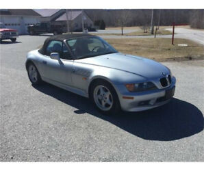 BMW Z3 ROADSTER  awesome summer cruiser