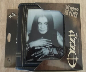 OZZY OSBOURNE CD CASE/HOLDER - BRAND NEW IN BOX!!!