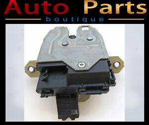 Volvo S60 V60 XC60 09-2017 Trunk Lock Actuator Motor 31440240