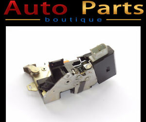 BMW 525i, 540i, 750iL 1995-2003 Lock Assy Rear Right 51228125672