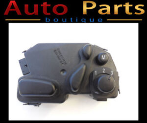MERCEDES C320 2001-2007 POWER SEAT SWITCH RIGHT 2038214258