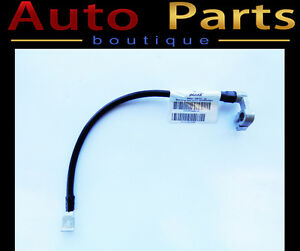Jaguar XJ XJR 2013-2016 OEM Battery Cable Negative C2D32094