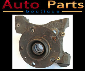 AUDI S4 REAR DRIVER SPINDLE KNUCKLE WHEEL BEARING 8E0505433A