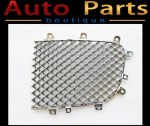 Bentley Continental GT GTC 2006 OEM Front Left Grill 3W0853683B