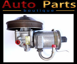 Mercedes-Benz 190E 190D 85-93 OEM Power Steering Pump 2014601780
