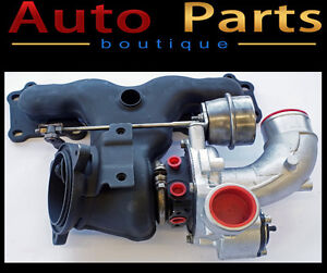 LAND ROVER DISCOVERY EVOQUE 2014-2016 OEM TURBOCHARGER LR066515