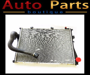 BMW 5 7 Series 1998-2001 OEM Radiator 17111436063