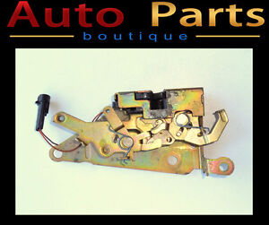 SMART FORTWO 2008-2013 DOOR LOCK LEFT MCC 4507200100