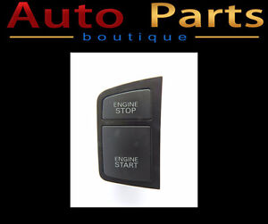 AUDI A6 QUATTRO 2007-2008 OEM PUSH START BUTTON 4F1905217