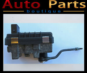 Dodge Sprinter 04-2007 2.7L Turbo Charge Electro Waste 6NW008412