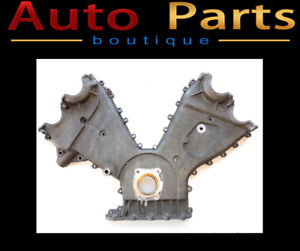 PORSCHE CAYENNE 4.5L V8 03-06 OEM TIMING CHAIN COVER 9481011217R
