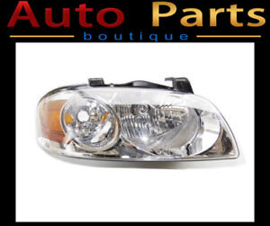 NISSAN SENTRA 2004-2006 RIGHT HEADLIGHT ASSEMBLY 260106Z525