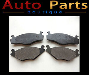 VW GOLF JETTA RABBIT 1981-1992 OEM BRAKE PADS 191698151L