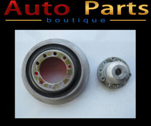PORSCHE 911 1989-1994 OEM CRANKSHAFT PULLEY&N HUB 96410215100